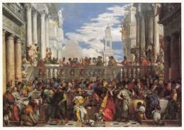 Peinture - Les Noces De Cana Paolo CALIARI Dit Paul Véronèse. Louvre Edit. Réunions Des Musées Nationaux - Peintures & Tableaux