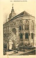 25 - BESANCON-les-BAINS - Abside De La Cathédrale Saint-Jean (Ets. C. Lardier, 286) - Besancon