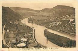 25 - BESANCON-les-BAINS - Vallée De Casamène (Ed. C.L.B., 98) - Besancon