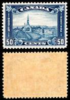 Canada (Scott No. 176 - Eglise De / Grand Pre Church) [*] TB+ / VF+ - Neufs
