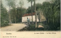 Hastière - La Route D'Anthée - Le Pont D'Arcole, Cantonnier - Serie Nels - 1907 ( Voir Verso ) - Hastière