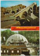 PHANTASIALAND: BOB-BAHN & CINE 2000 - Sport/Transport - Deutschland/Germany - Altri