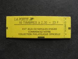 TB Carnet 2614 C9, Neuf XX. - Booklets