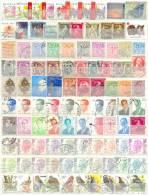 Belgie - Belgique - Z-1095 - 100  Zegels-timbres -  0,40 Euro - Collections