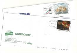 2 Interi Postali Italia 2013  Mattia Preti  Università Studi Brescia - 2011-...: Storia Postale