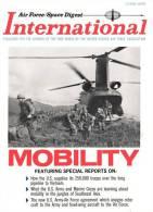 Air Force / Space Digest - INTERNATIONAL - JUNE 1966 - Vietnam -  Jeep - Tank - Avion - Bateau         (3285 - Revistas & Periódicos