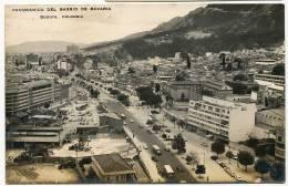 Bogota Panoramica Del Barrio De Bavaria  Real Photo - Colombie