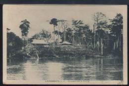 W572 CAMEROUN - FACTORERIE SUR LE NYOMG - Camerun