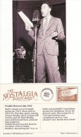Postcard Frankie Howerd 1952 Comedian Actor TV Radio Film Nostalgia - Entertainers