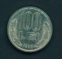 ROMANIA - 1993 100l Circ. - Romania