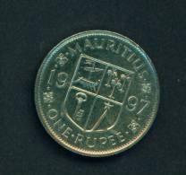 MAURITIUS - 1997 1r Circ. - Mauritius