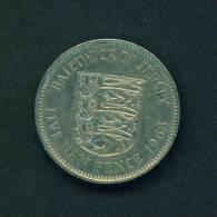 JERSEY - 1968 5p Circ. - Jersey