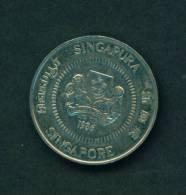 SINGAPORE - 1986 50c Circ. - Singapore