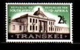 RSA ,1963, MNH Stamp(s) Transkei Parliament Nr. 338 - South Africa (1961-...)