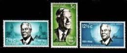 RSA ,1966,  MNH Stamp(s) Verwoerd, Nrs. 356-358 - South Africa (1961-...)