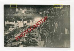 CINEMA HANSA-Quartier Allemand-CHARLEROI-CARTE Imprimee Allemande-Guerre-14-18-1 WK-BELGIQUE-Militaria-Feldpost - Charleroi