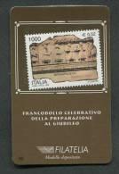 ITALIA TESSERA FILATELICA 1999 - PREPARAZIONE AL GIUBILEO - 010 - 6. 1946-.. Republik