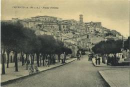 TRIVENTO (m.599 S.m.) - Piazza Fontana - FG - VIAGGIATA - - Italy