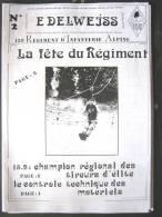 LIVRE - REVUE - JOURNAL N�2 L�EDELWEISS DU 159� RIA BRIANCON DE 1986 ETAT EXCELLENT