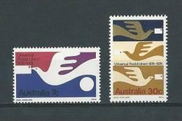 Australie: 542/ 543 ** - 1966-79 Elizabeth II