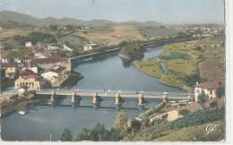 66 // BEHOBIE   Frontière Franco Espagnole, Pont International,   CSPM N° 57 - Frankrijk
