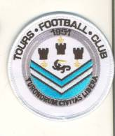 Tours FC Football Club French France Football EMBROIDERED Patch - Patches