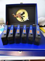 HERGE / MOULINSART 1997 EDITION COLLECTOR L´INTEGRALE DE LA SERIE D´ANIMATION TINTIN - Tintin