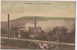 4/54 - CPA - FROUARD - Les Aciéries De Montataire - Frouard
