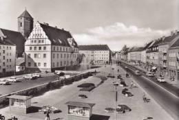 Ak Eilenburg, Rathaus Und Markt - Eilenburg