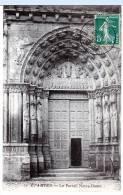 Etampes (Essonne) Eglise Notre-Dame.    (LES 2 CARTES) - Etampes