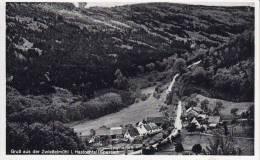 Ak Schollbrunn, Zwieselmühle, Spessart, Unterfranken, 1954 - Aschaffenburg