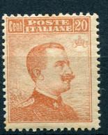 Regno D´Italia - 1916 - Michetti Sass. 107 - Coppia -- ** MNH - Centratura Buona - Nuovi