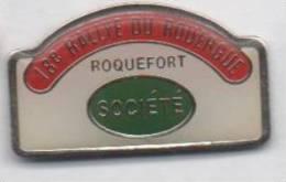 Auto , 18e Rallye Du Rouergue , Fromage Roquefort Société - Rallye