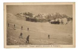 Recoaro Campo Invernale Pizzegoro - Vicenza