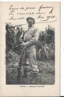 REPUBLIQUE CENTRAFRICAINE - BANGUI - Infanterie Coloniale - Centrafricaine (République)
