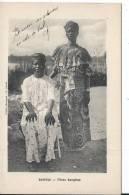 REPUBLIQUE CENTRAFRICAINE - BANGUI - Filles Sanghos - Centrafricaine (République)