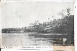 REPUBLIQUE CENTRAFRICAINE - BANGUI - Ancien Poste - Centrafricaine (République)