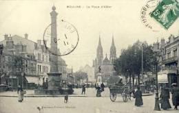 03 - Moulins - La Place D´Allier - Moulins