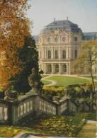 GERMANIA--BAYERN--WURZBUR--HOFGARTEN RESIDENZ--FG--V - Wuerzburg