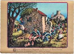 06. Gf. EZE. Guerre De Succession D'Autriche - Eze