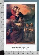 Xsb903 SANT ALBERTO DEGLI ABATI TRAPANI MESSINA - Religione & Esoterismo