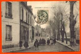 VENDOME - Le Mail ( Enfants ) ( Rare Bon état L65 ) - Vendome