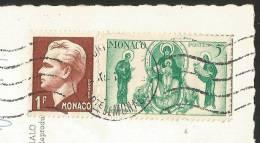 MONTE CARLO MONACO Terrasses Du Casino 1951 - Monaco
