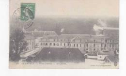 CPA-10-1915-CLAIRVAUX-PRISON CENTRALE-AILE GAUCHE - France