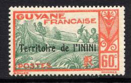 ININI - N° 39* - PIROGUE SUR LE MORONI