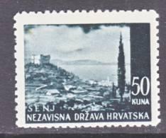 Croatia  47  * - Croatia