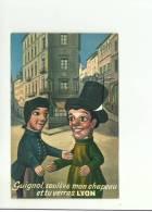 Lyon Carte à Système Guignol - Autres