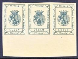 Germany Private Post  ESSEN 16 X 3  ** - Private