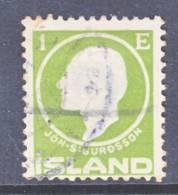 Iceland 86  (o) - 1873-1918 Danish Dependence