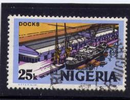 NIGERIA,  1978, USED # 302    Modern Docks, Port De Mer - Nigeria (1961-...)